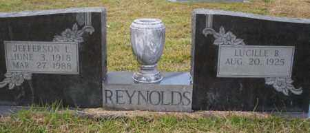 REYNOLDS, JEFFERSON L - Ouachita County, Arkansas | JEFFERSON L REYNOLDS - Arkansas Gravestone Photos