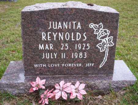 REYNOLDS, JUANITA - Ouachita County, Arkansas | JUANITA REYNOLDS - Arkansas Gravestone Photos