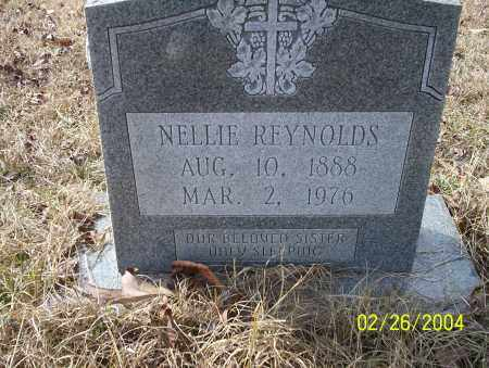 REYNOLDS, NELLIE - Ouachita County, Arkansas | NELLIE REYNOLDS - Arkansas Gravestone Photos