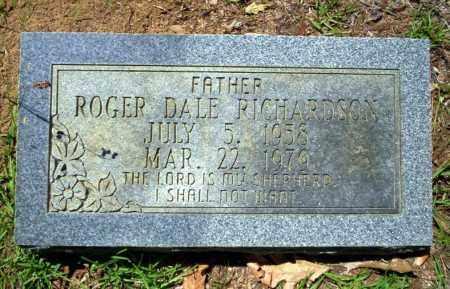 RICHARDSON, ROGER DALE - Ouachita County, Arkansas   ROGER DALE RICHARDSON - Arkansas Gravestone Photos