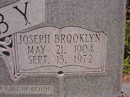 RIGSBY, JOSEPH BROOKLYN - Ouachita County, Arkansas | JOSEPH BROOKLYN RIGSBY - Arkansas Gravestone Photos