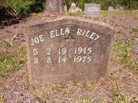 RILEY, JOE ELLA - Ouachita County, Arkansas | JOE ELLA RILEY - Arkansas Gravestone Photos