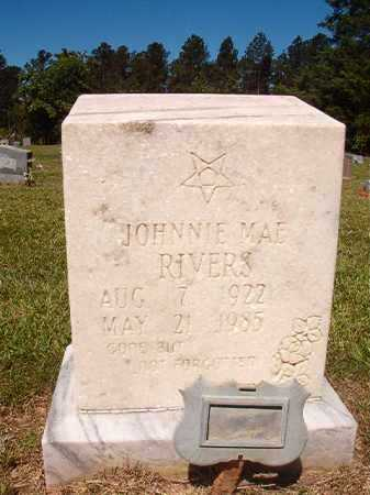RIVERS, JOHNNIE MAE - Ouachita County, Arkansas | JOHNNIE MAE RIVERS - Arkansas Gravestone Photos