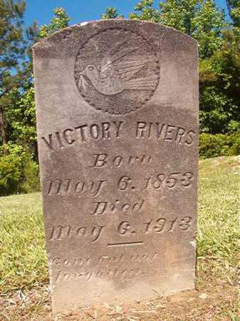 RIVERS, VICTORY - Ouachita County, Arkansas | VICTORY RIVERS - Arkansas Gravestone Photos