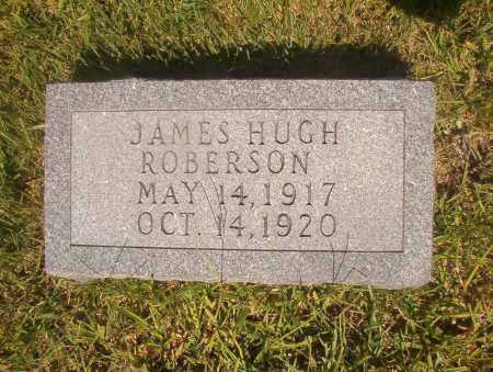 ROBERSON, JAMES HUGH - Ouachita County, Arkansas | JAMES HUGH ROBERSON - Arkansas Gravestone Photos