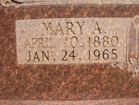 ROBERSON, MARY A - Ouachita County, Arkansas | MARY A ROBERSON - Arkansas Gravestone Photos