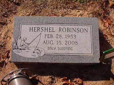 ROBINSON, HERSHEL - Ouachita County, Arkansas | HERSHEL ROBINSON - Arkansas Gravestone Photos