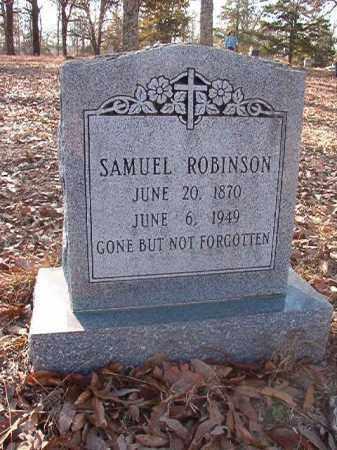 ROBINSON, SAMUEL - Ouachita County, Arkansas | SAMUEL ROBINSON - Arkansas Gravestone Photos
