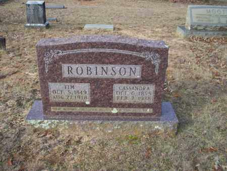 ROBINSON, CASSANDRA - Ouachita County, Arkansas | CASSANDRA ROBINSON - Arkansas Gravestone Photos