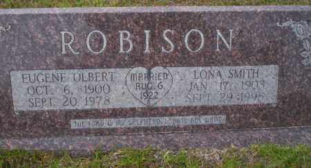 ROBISON, EUGENE OLBERT - Ouachita County, Arkansas | EUGENE OLBERT ROBISON - Arkansas Gravestone Photos