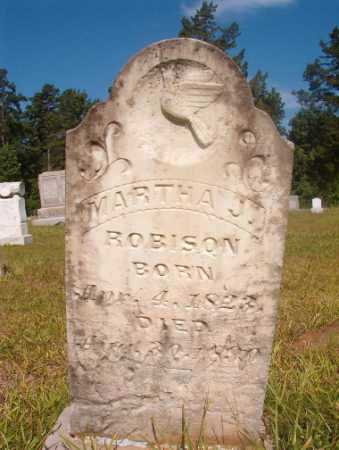 ROBISON, MARTHA J - Ouachita County, Arkansas | MARTHA J ROBISON - Arkansas Gravestone Photos