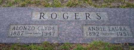 ROGERS, ALONZO CLYDE - Ouachita County, Arkansas | ALONZO CLYDE ROGERS - Arkansas Gravestone Photos