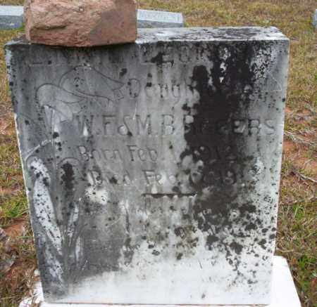 ROGERS, DAUGHTER - Ouachita County, Arkansas | DAUGHTER ROGERS - Arkansas Gravestone Photos