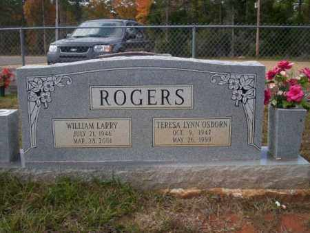 ROGERS, WILLIAM LARRY - Ouachita County, Arkansas | WILLIAM LARRY ROGERS - Arkansas Gravestone Photos