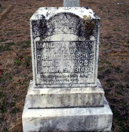 RUSHING, MANERVA - Ouachita County, Arkansas | MANERVA RUSHING - Arkansas Gravestone Photos