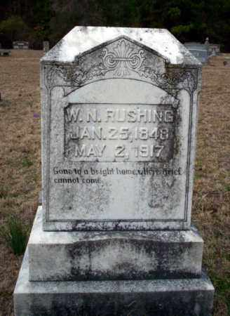 RUSHING, W.N. (OBIT) - Ouachita County, Arkansas | W.N. (OBIT) RUSHING - Arkansas Gravestone Photos