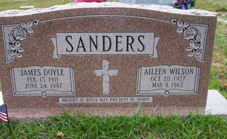 SANDERS, JAMES DOYLE - Ouachita County, Arkansas | JAMES DOYLE SANDERS - Arkansas Gravestone Photos
