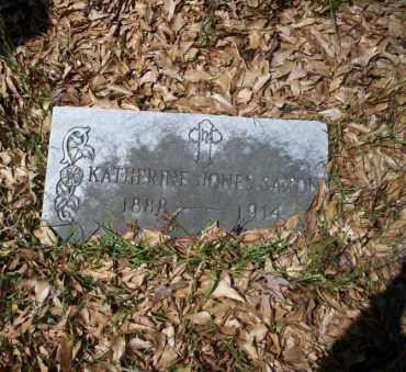 JONES SAXON, KATHERINE - Ouachita County, Arkansas | KATHERINE JONES SAXON - Arkansas Gravestone Photos
