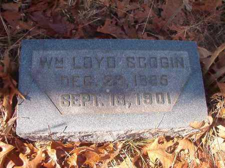 SCOGIN, WILLIAM LOYD - Ouachita County, Arkansas | WILLIAM LOYD SCOGIN - Arkansas Gravestone Photos