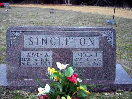 SINGLETON, HARVEY W - Ouachita County, Arkansas | HARVEY W SINGLETON - Arkansas Gravestone Photos