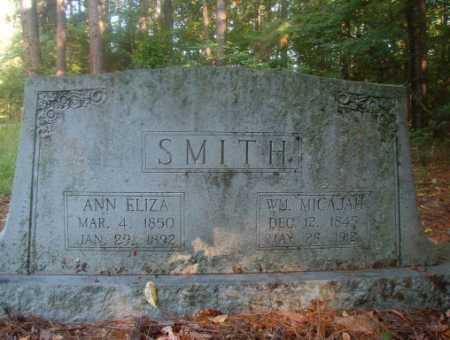 SMITH, ANN ELIZA - Ouachita County, Arkansas | ANN ELIZA SMITH - Arkansas Gravestone Photos