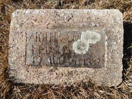 SMITH, ATHUR - Ouachita County, Arkansas   ATHUR SMITH - Arkansas Gravestone Photos
