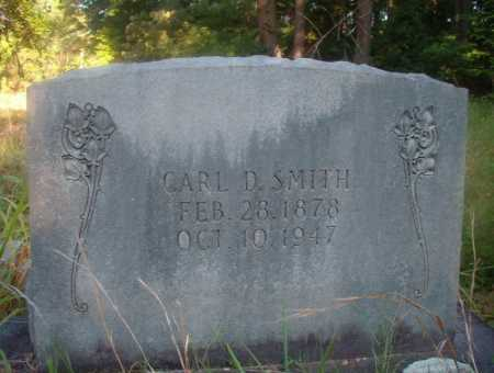 SMITH, CARL D - Ouachita County, Arkansas | CARL D SMITH - Arkansas Gravestone Photos
