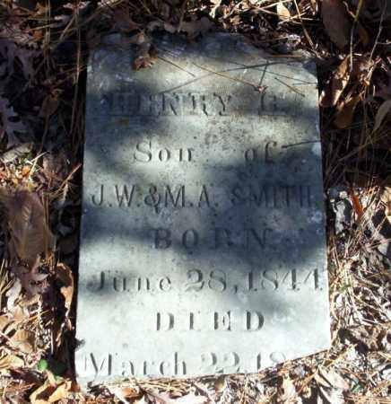 SMITH, HENRY D - Ouachita County, Arkansas | HENRY D SMITH - Arkansas Gravestone Photos