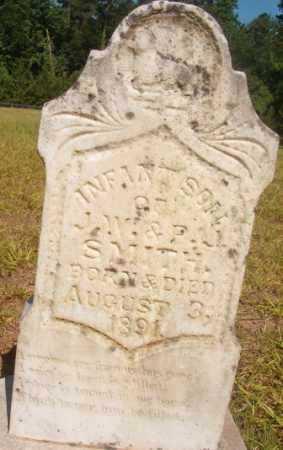 SMITH, INFANT SON - Ouachita County, Arkansas | INFANT SON SMITH - Arkansas Gravestone Photos