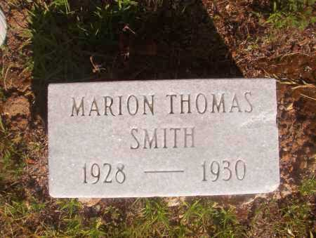 SMITH, MARION THOMAS - Ouachita County, Arkansas | MARION THOMAS SMITH - Arkansas Gravestone Photos