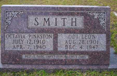 SMITH, OCTAVIA - Ouachita County, Arkansas | OCTAVIA SMITH - Arkansas Gravestone Photos