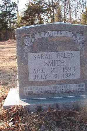 SMITH, SARAH ELLEN - Ouachita County, Arkansas | SARAH ELLEN SMITH - Arkansas Gravestone Photos
