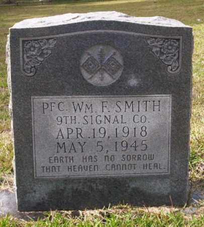 SMITH (VETERAN), WM F - Ouachita County, Arkansas | WM F SMITH (VETERAN) - Arkansas Gravestone Photos