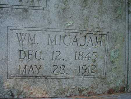 SMITH, WILLIAM MICAJAH - Ouachita County, Arkansas | WILLIAM MICAJAH SMITH - Arkansas Gravestone Photos