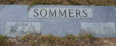 SOMMERS, DELMAR L - Ouachita County, Arkansas | DELMAR L SOMMERS - Arkansas Gravestone Photos
