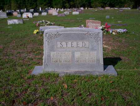 STEED, NETTIE - Ouachita County, Arkansas | NETTIE STEED - Arkansas Gravestone Photos