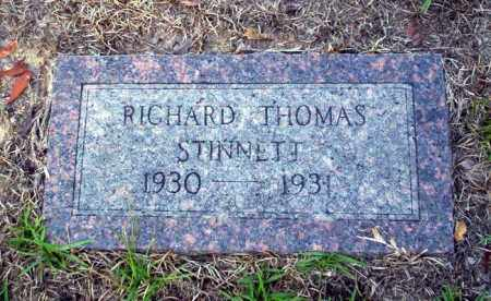 STINNETT, RICHARD THOMAS - Ouachita County, Arkansas | RICHARD THOMAS STINNETT - Arkansas Gravestone Photos