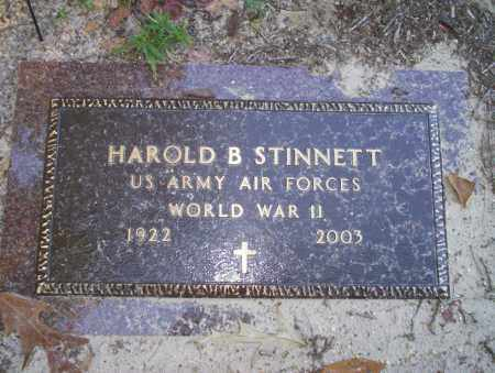 STINNETT (VERTRAN WWII), HARALD S - Ouachita County, Arkansas | HARALD S STINNETT (VERTRAN WWII) - Arkansas Gravestone Photos