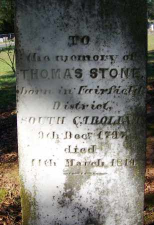 STONE, THOMAS - Ouachita County, Arkansas | THOMAS STONE - Arkansas Gravestone Photos