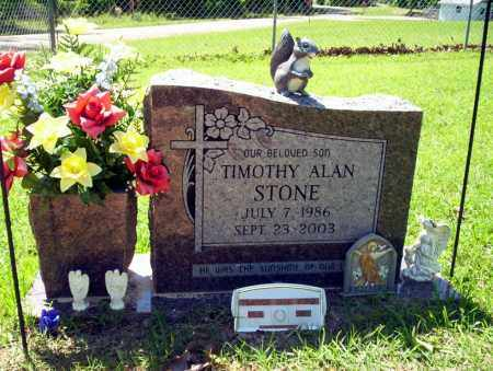 STONE, TIMOTHY ALAN - Ouachita County, Arkansas | TIMOTHY ALAN STONE - Arkansas Gravestone Photos