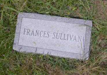 SULLIVAN, FRANCES - Ouachita County, Arkansas | FRANCES SULLIVAN - Arkansas Gravestone Photos