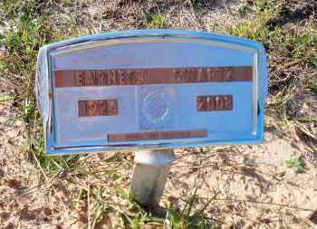 SWARTZ, EARNEST - Ouachita County, Arkansas | EARNEST SWARTZ - Arkansas Gravestone Photos