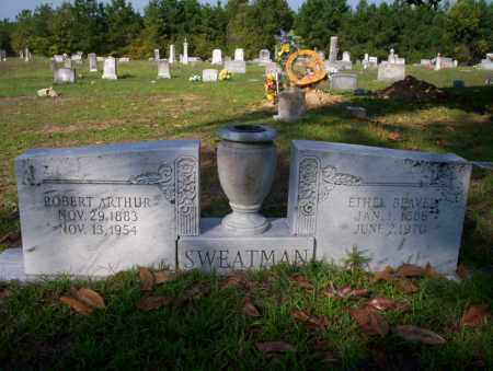 BEAVER SWEATMAN, ETHEL - Ouachita County, Arkansas | ETHEL BEAVER SWEATMAN - Arkansas Gravestone Photos