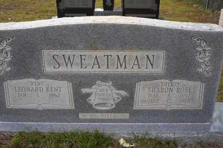 "SWEATMAN, SHARON ROSE ""SHERRY"" - Ouachita County, Arkansas 