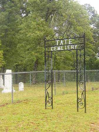 *TATE, CEMETERY - Ouachita County, Arkansas | CEMETERY *TATE - Arkansas Gravestone Photos