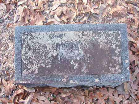 TATE, GEORGE - Ouachita County, Arkansas | GEORGE TATE - Arkansas Gravestone Photos