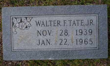 TATE JR., WALTER F - Ouachita County, Arkansas | WALTER F TATE JR. - Arkansas Gravestone Photos