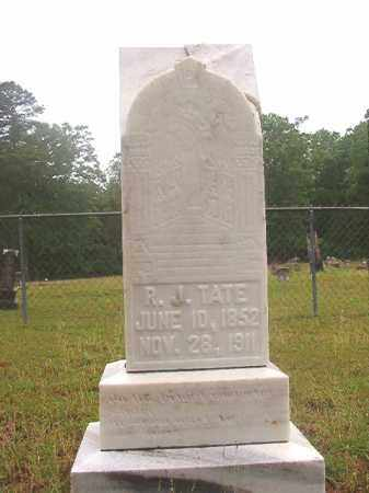 TATE, R J - Ouachita County, Arkansas | R J TATE - Arkansas Gravestone Photos