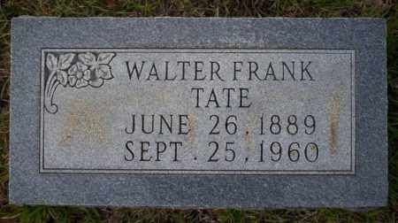 TATE, WALTER FRANK - Ouachita County, Arkansas | WALTER FRANK TATE - Arkansas Gravestone Photos