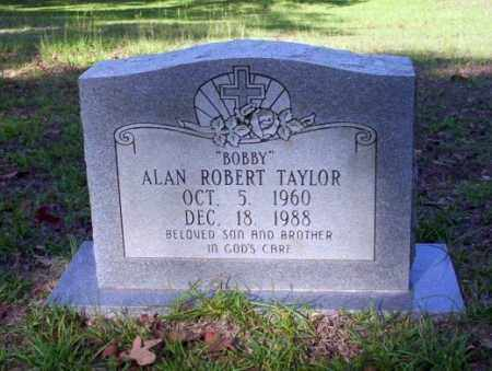 TAYLOR, ALAN ROBERT - Ouachita County, Arkansas | ALAN ROBERT TAYLOR - Arkansas Gravestone Photos